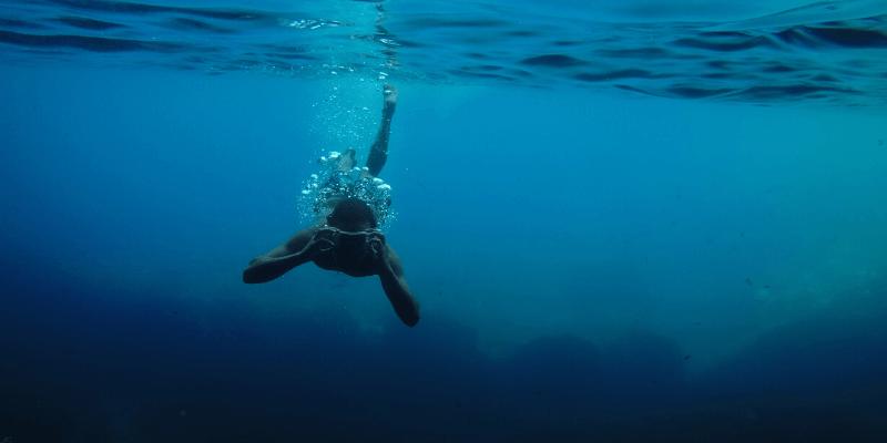 underwater camera for scuba diving