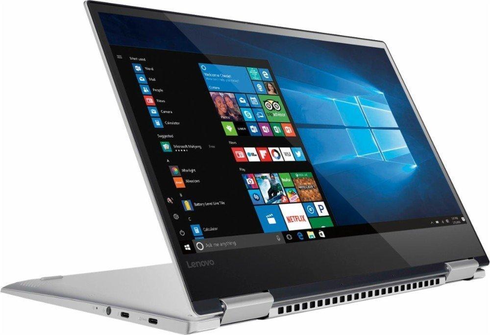 mejores portatiles para edicion video - Lenovo Yoga 720