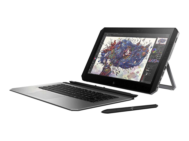 mejores portatiles para edicion video - HP ZBook X2